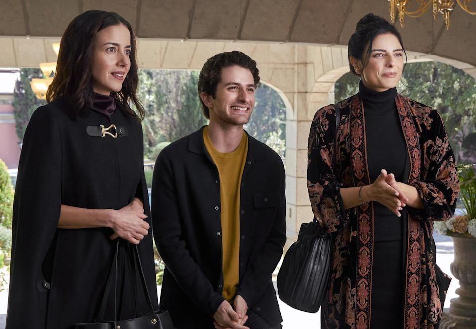 <p>A spinoff of the popular Mexican series <span><strong>La Casa de las Flores</strong></span>, the De La Mora siblings are tasked with getting back into their old family home to grant the dying wish of beloved maid Delia.</p> <p><strong>When it's available: </strong> June </p>