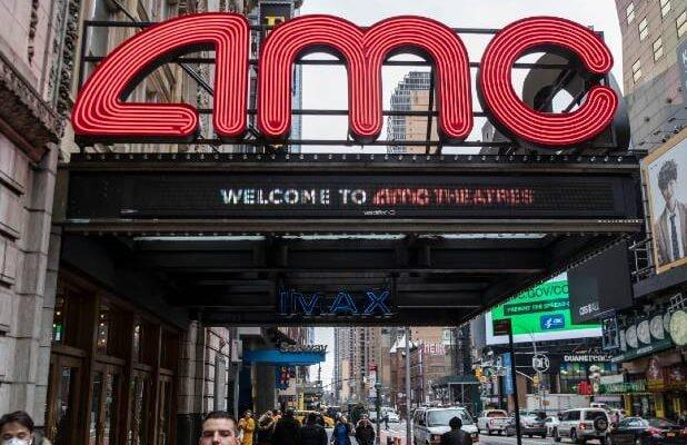 AMC Theatres' Stock Jumps 42% After Report Amazon Is Exploring Possible Acquisition