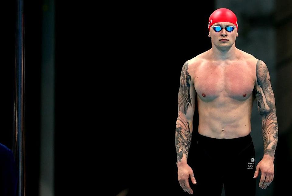 Adam Peaty successfully defended his Olympic title in Tokyo (Getty Images)