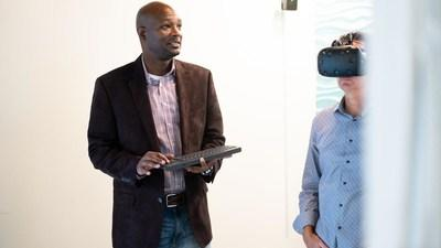 Will Burrus presents an innovative VR experience.