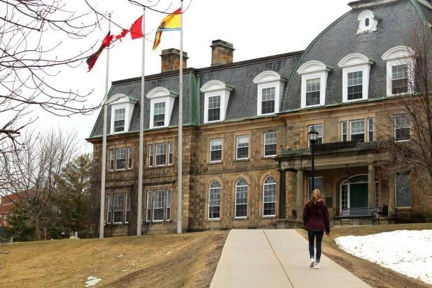 The University of New Brunswick, above, St. Thomas University, the University of Moncton and Mount Allison University have asked the province for $10.6 million in addition to their normal funding.