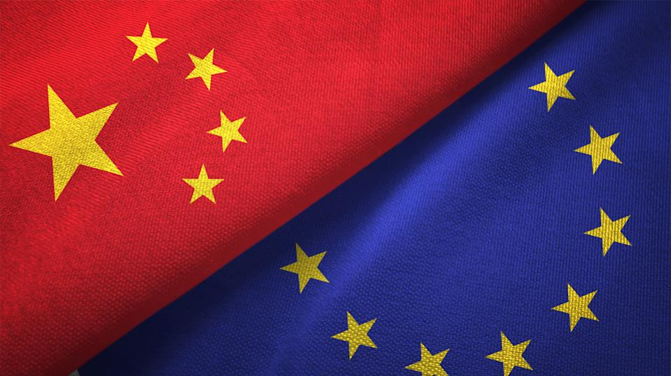 Officials have said China will open up its manufacturing sector to EU firms, along with construction, advertising, air transport, maritime services, telecoms and cloud computing. Photo: Getty Images