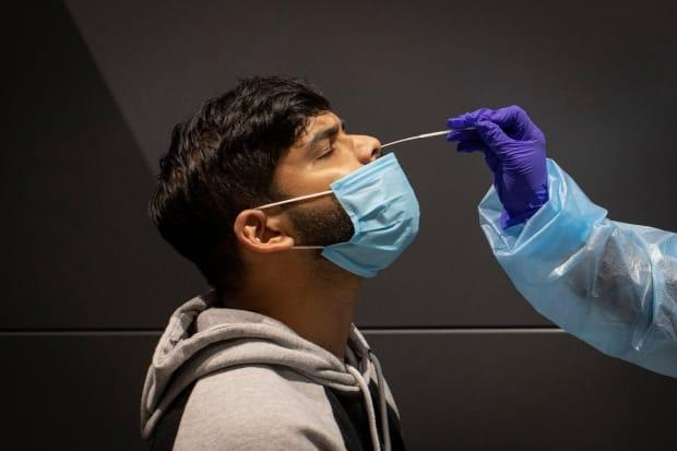 Another 47 people have recovered from the virus, bringing known active cases down to 375. (Evan Mitsui/CBC - image credit)