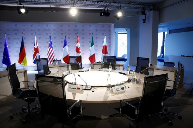 G7 finance minister lamented moves by some countries to classify state-owned financial institutions as commercial lenders to avoid participating in debt relief
