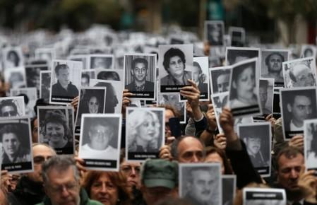 25th anniversary of the bombing attack on the AMIA community centre in Buenos Aires