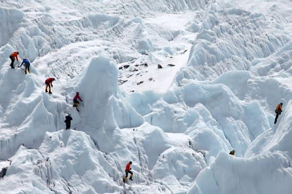 Climbers of Everest are leaving devastating pollution, say Sherpas
