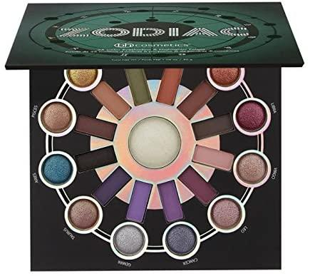 BH Cosmetics Zodiac 25-Color Eyeshadow & Highlighter Makeup Palette. Image via BH Cosmetics