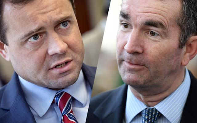 Virginia gubernatorial candidates Tom Perriello and Ralph Northam. (Photos: Linda Davidson/The Washington Post via Getty Images; Matt McClain/The Washington Post via Getty Images)