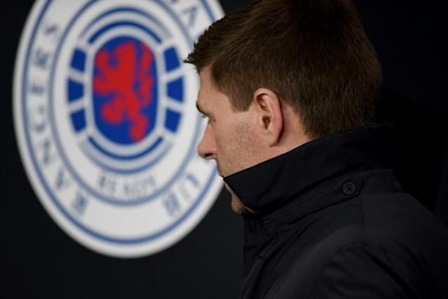 Rangers bid for an independent inquiry into the SPFL failed to gain the support of member clubs (AFP Photo/ANDY BUCHANAN)