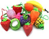 <p>These <span>Fruits Reusable Grocery Shopping Totes</span> ($14) are bright and colorful.</p>