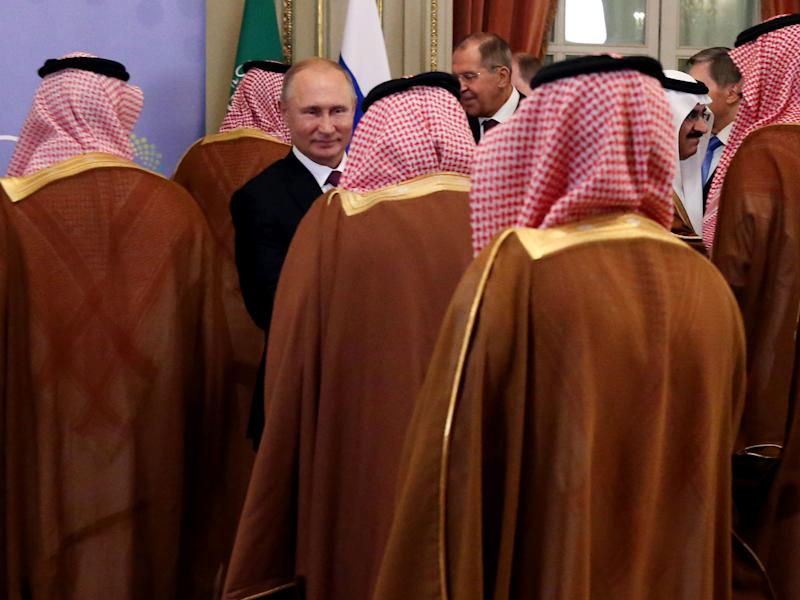 "(Bloomberg) -- When the courtship between Russia and Saudi Arabia and its Gulf allies began more than four years ago, the prospect of billions in new investment for the region was big selling point for the Kremlin.Now, as the two big oil producers mull whether to extend the centerpiece of their rapprochement — the deal to cut production that's helped shore up crude prices around the world — the investment flood looks a lot smaller than promised. But for capital-starved Russia, it may still be enough.""There is a certain frustration on the Russian side,"" said Alexey Potemkin, the chief executive officer of Moscow Policy Group, a consultancy group that advises on Russia-Gulf business projects. In particular, he said the Saudis were stalling on some deals and ""this raises questions among decision-makers about the seriousness of Russia's Gulf counterparts with regard to investments.""Saudi Arabia and its Gulf neighbors seem to be getting the message. They're expected to invest a total of $5 billion in Russia this year — in projects from a space launch site to toll roads in the Moscow region. That's more than any single year since Saudi Crown Prince Mohammed Bin Salman, often called MBS, met Russian President Vladimir Putin back in 2015 and promised $10 billion in investment to help cement their newfound friendship. The kingdom has delivered about a quarter of that so far, according to Russian statistics.Though Russia has reaped plenty of other economic benefits from higher oil prices and geopolitical dividends from cozying up to the Gulf, perceptions of the investment payoff are likely to be a factor in Russia's thinking about whether to extend the production cuts deal at the meeting in early July.MBS, and his Abu Dhabi counterpart Sheikh Mohammed bin Zayed or MBZ, have been slowly diversifying overseas assets away from their vast U.S. holdings as they become wary of the unpredictability of President Donald Trump's policy in the region. ""It is clear that MBZ and MBS enjoy a good rapport with Putin and that they are very keen on cementing the OPEC+ relationship for the longer term and beyond the purely commercial realm,"" said Steffen Hertog, an associate professor at the London School of Economics. ""There has been a general trend to diversify Saudi and Emirati overseas assets away from the U.S."" ""Saudis are more politically savvy than they used to be""Saudi officials have indicated they're optimistic that the Kremlin will ultimately go along. But Putin has been less categorical in public, noting early this month that Russia doesn't need such a high price as Saudi Arabia does, and the head of his state oil company openly suggested prolonging the deal would be a mistake.The kingdom's budget deficit is projected to be around 6% of gross domestic product in the next few years, compared with a surplus in Russia. That's only going to get worse with oil prices where they are. Russia saves oil revenue above $40 a barrel whereas Saudi Arabia needs oil at $85 to balance its budget. ""Saudis are more politically savvy than they used to be, and it wouldn't be surprising to see more deals coming through,"" at the moment they're trying to keep Russia on board with the oil deal, said Mohammed Al-Suwayed, a Riyadh investment consultant and former Transport Ministry official.For Russia, the Gulf funds so far haven't been nearly enough to offset the plunge in foreign capital coming in from Western countries amid sanctions.Overall foreign direct investment in Russia fell to a 10-year low of $8.8 billion in 2018, according to central bank data. Gulf countries weren't even among the top 10 investors in Russia in 2018, although some of their projects are funded through vehicles in other countries, making it harder to trace. Most of the deals so far have been relatively small and outside the strategic energy sector.""Gulf sovereign wealth funds are not political charities. They invest because they believe they will make an acceptable return over the long run,"" said Chris Weafer, a senior partner at Macro Advisory Ltd. in Moscow, who worked as a senior investment manager at the Abu Dhabi Investment Authority in the 1990s.For Kirill Dmitriev, the Kremlin's point man on ties with the Gulf and the head of the wealth fund that's been the main conduit for deals, the best is yet to come. The fund, Russian Direct Investment Fund, forecasts $5 billion in investment this year but won't give details.""We're very satisfied with how the relationship with Arab investors is going,"" Dmitriev said. ""We're interesting for them because we offer high returns on invested capital. Talks with Chinese investors always go a bit slower.""Dmitriev had a cameo in Special Counsel Robert Mueller's report on Russian meddling in the 2016 U.S. election as the man Putin put ""in charge of both the financial and the political relationship between Russia and the Gulf states."" Through a spokesman, Dmitriev declined to comment.In addition to the money coming from Saudi Arabia, Mubadala Investment Co., the Abu Dhabi sovereign fund, late last year opened a Moscow office — only its second in an emerging market after Brazil. Deals so far range from a stake in the St. Petersburg Pulkovo Airport to a share in a fitness chain. Percentage returns have been in the double digits in dollars, according to the fund.While the $1.4 billion Mubadala has put into Russia over the last six years is a big jump from the total absence of deals that preceded it, the flow is still just a trickle for the $225 billion wealth fund, which has most of its money in developed markets.For Russia, even relatively modest new inflows are welcome. A pivot toward China, Russia's biggest trading partner, has failed despite Putin's deepening friendship with Xi Jinping. Investment flows from China fell in the last two years, according to Russian central bank data.China, more than the Gulf, has hesitated at least in part due to the stigma of western sanctions and the fact that it relies on the U.S. for so many of its exports, according to Valery Solovei, a Moscow-based political scientist.""Arab monarchies export oil, and import high-tech products, so, unlike China, they are not that worried about the U.S. sanctions,"" Solovei said.\--With assistance from Ilya Arkhipov.To contact the authors of this story: Yuliya Fedorinova in Moscow at yfedorinova@bloomberg.netFilipe Pacheco in Dubai at fpacheco4@bloomberg.netHenry Meyer in Moscow at hmeyer4@bloomberg.netTo contact the editor responsible for this story: Torrey Clark at tclark8@bloomberg.net, Gregory WhiteDaliah MerzabanFor more articles like this, please visit us at bloomberg.com©2019 Bloomberg L.P."