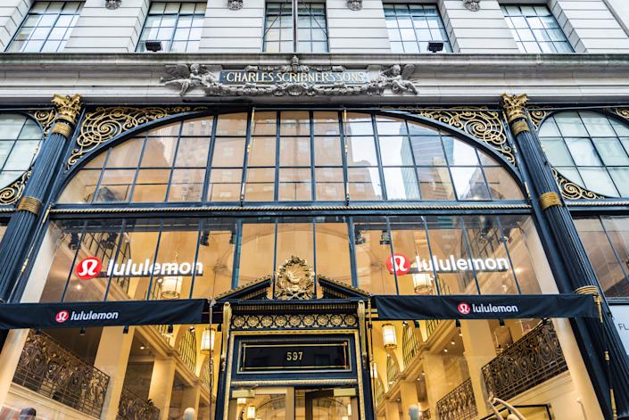 Yeah, you might just run to this Lululemon sale. (Photo: J2R via Getty Images)