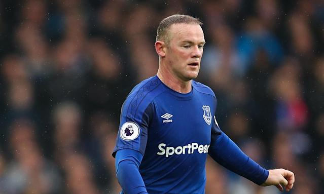 Wayne Rooney is now in his second spell at Everton