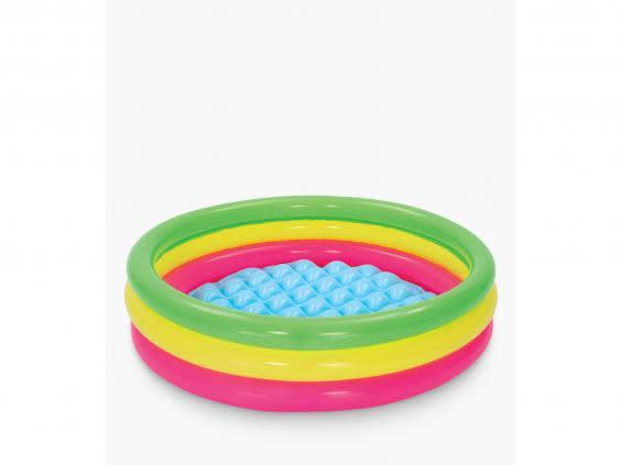 Let your pets take a dip in this paddling pool to cool off (John Lewis and Partners)