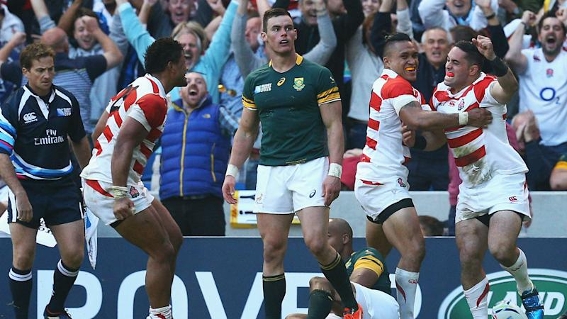 Rugby World Cup 2019: Boks ready to banish memories four years on from the miracle of Brighton