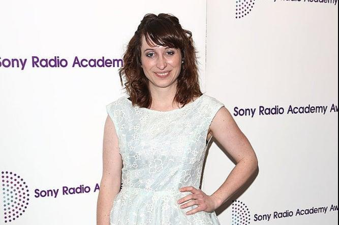Missing penguin: Isy Suttie attends the Sony Radio Academy Awards at The Grosvenor House Hotel on May 13, 2013 (Getty Images)