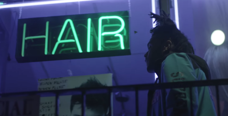 The Weeknd's Hair: It's More Than an Homage to Basquiat