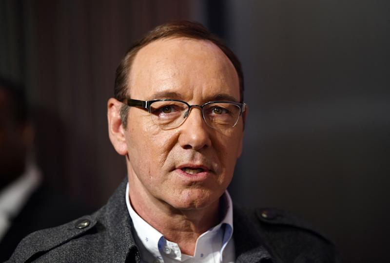 Kevin Spacey Accused of Groping Filmmaker Tony Montana ...