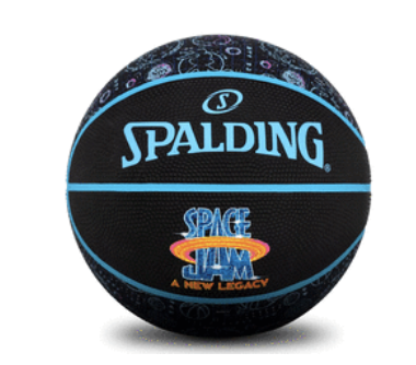 Spalding Space Jam: A New Legacy Line Up Basketball, $29.99