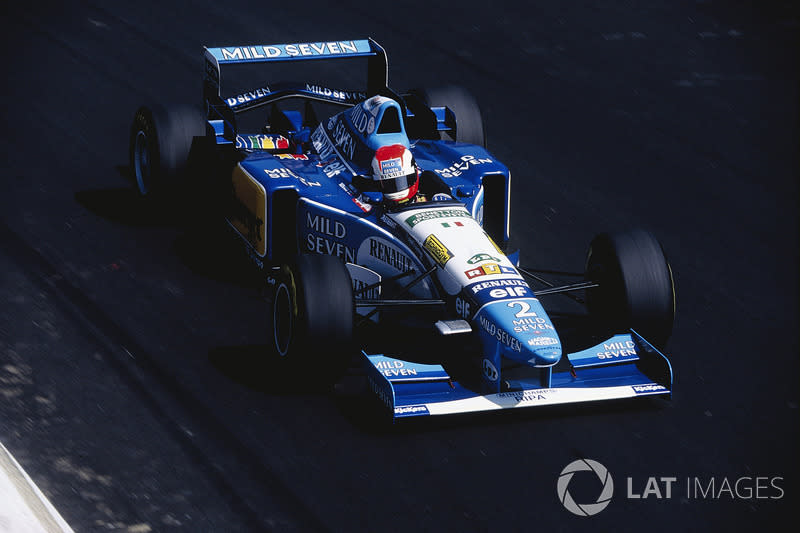 "Johnny Herbert: Benetton (1989 y 1994-1995)<span class=""copyright"">LAT Images</span>"