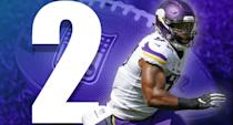 <p>The Rams taking their No. 1 spot is more a reflection of L.A.'s dominance. There's no shame in getting a tie at Lambeau Field. (Everson Griffen) </p>