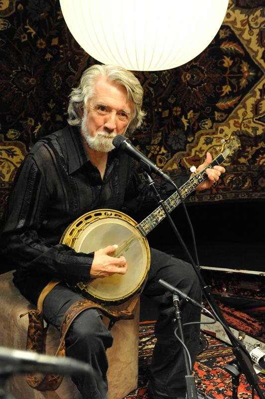 John McEuen Live From the Ram Country Studio Los Angeles, CA