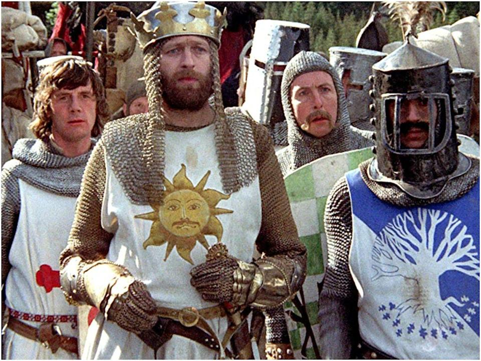 Monty Python were a British surreal comedy troupe.