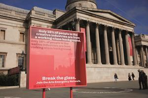 Arts Emergency's 'Break in Case of Arts Emergency' Box Aims to Highlight the Inequalities in the Creative and Cultural Industries