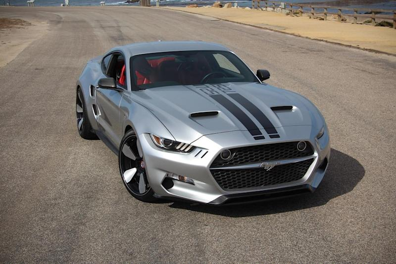 2015 Galpin Fisker Ford Mustang Rocket First Drive