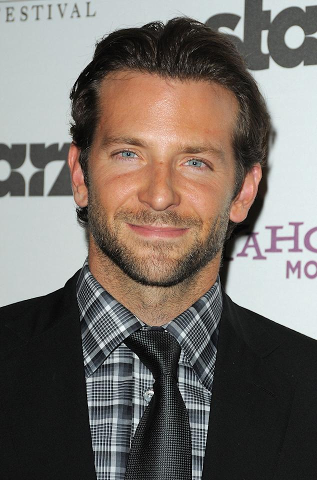 "<a href=""http://movies.yahoo.com/movie/contributor/1804751131"">Bradley Cooper</a> at the 13th Annual Hollywood Awards Gala held at the Beverly Hilton Hotel - 10/26/2009"