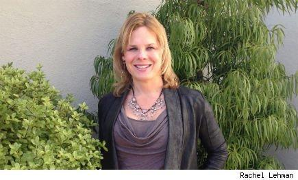 Rachel Lehman's virtual company, FiveCurrents. allows her to work from home.