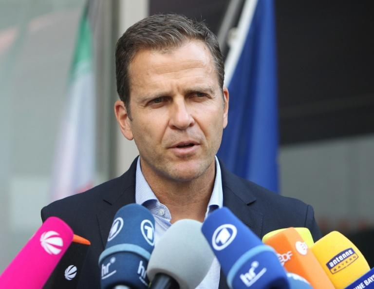 Oliver Bierhoff, Germany's team director, regrets the fact that Mesut Ozil was allowed to boycott the media during the holders woeful performances at the World Cup finals after his controversial meeting with Turkey president Recep Tayyip Erdogan