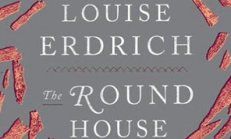 Author Louise Erdrich was awarded the fiction award for her novel The Round House.