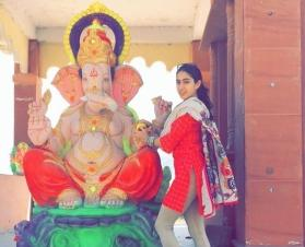 Sara Ali Khan gets trolled after sharing picture of Lord Ganesha on Ganesh Chaturthi
