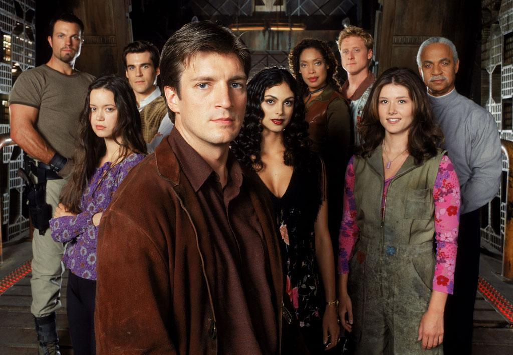 """<p><b>""""Firefly"""": 10-Year Anniversary Reunion</b><br><br> </p><p><b>What:</b> The entire crew of the good ship """"Serenity"""" assembles under the watchful eye of their creative captain, Joss Whedon, to celebrate the space Western's 10th birthday.<br>  <b><br>When:</b> Friday, 12:30pm; Ballroom 20<br> <b><br>Appropriate Wait Time:</b> Three hours. We're kind of surprised this sure-to-be popular reunion didn't merit a Hall H appearance, to be honest. Maybe if they had added an Avenger to the mix...</p>"""