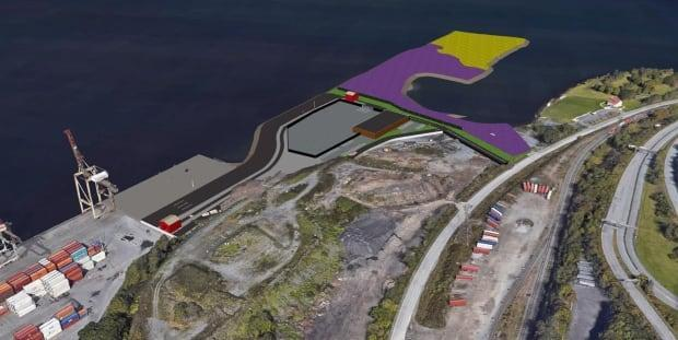 The Halifax Port Authority, Halifax Regional Municipality's African Nova Scotian Integration Office and the Africville Heritage Trust are working to determine future use for the new land.
