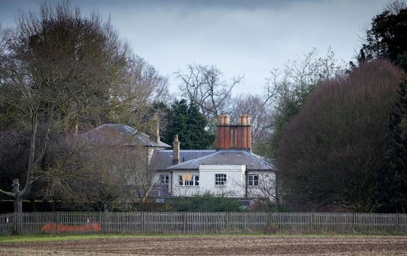 Frogmore Cottage | Shutterstock