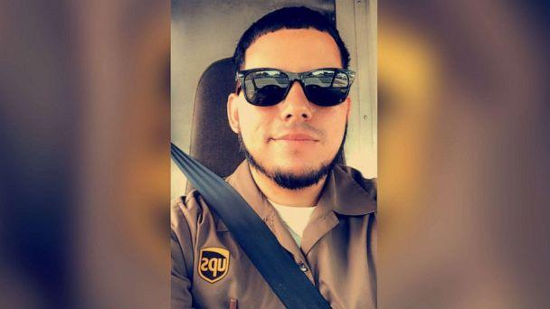 PHOTO: An undated photo shows Frank Ordonez, who was killed in a shootout in Miramar Fla., on Dec. 5, 2019, in a UPS uniform. (Ordonez Family/Facebook)