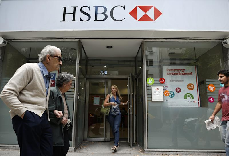 Argentina: HSBC helped launder money, evade taxes