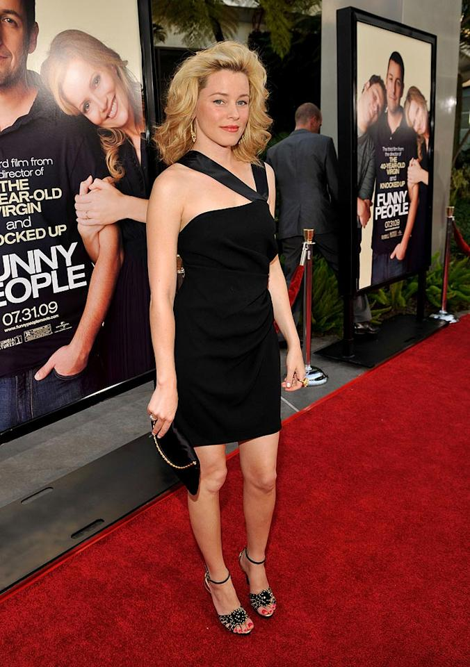 """<a href=""""http://movies.yahoo.com/movie/contributor/1807816351"""">Elizabeth Banks</a> at the Los Angeles premiere of <a href=""""http://movies.yahoo.com/movie/1810041785/info"""">Funny People</a> - 07/20/2009"""