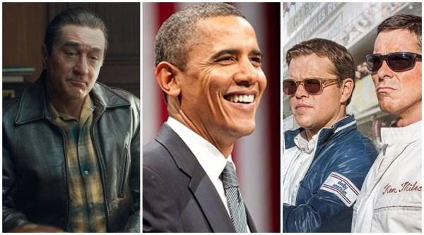 barack obama tv shows and movies
