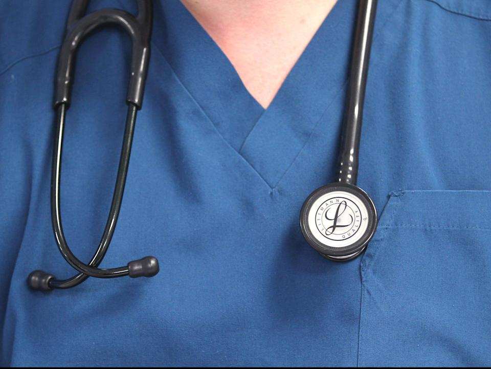 Over a third of doctors in the UK qualified abroad (PA)