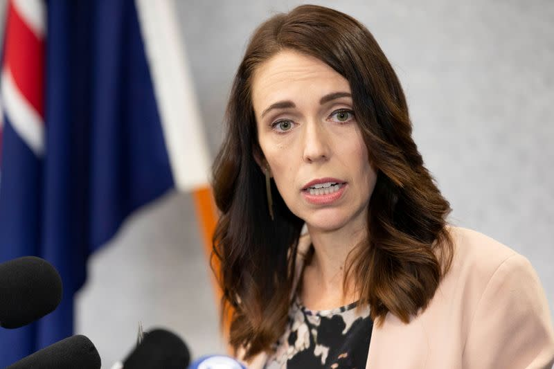 Rugby: NZ PM Ardern plays down Bledisloe biosecurity concerns