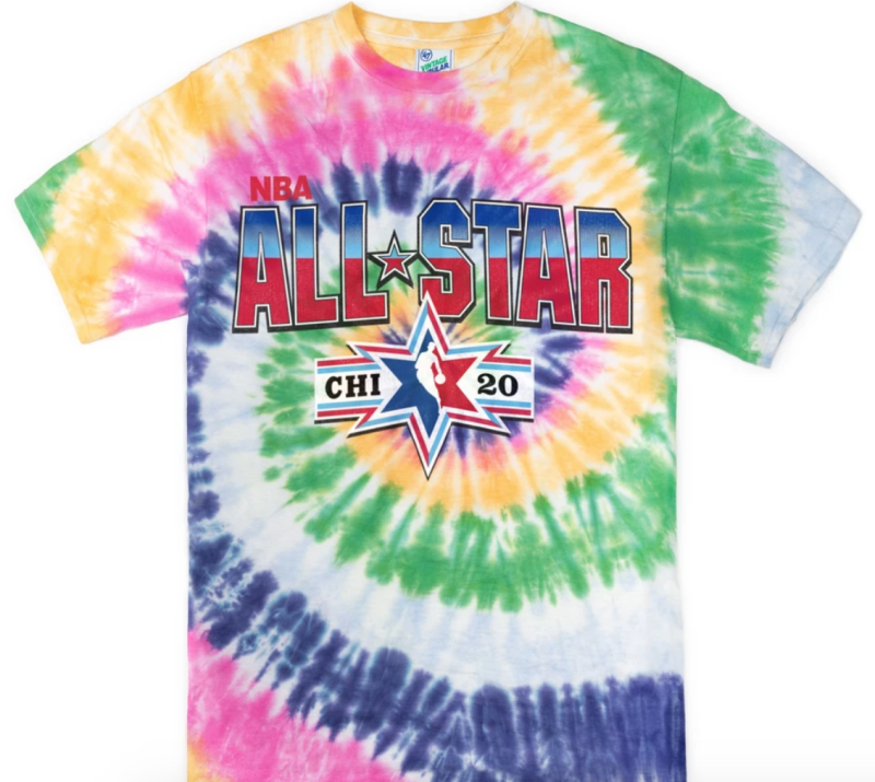 NBA All-Star Game Bold Rio '47 Vintage Tubular Tee