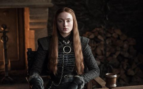 Sophie Turner as Sansa Stark - Credit: HBO