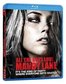 Anchor Bay Entertainment and RADiUS-TWC Present the American Independent Horror Film ALL THE BOYS LOVE MANDY LANE on Blu-ray(TM) and DVD
