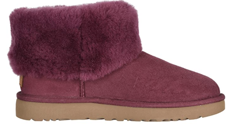 Fluffy and fabulous. (Photo: Zappos)