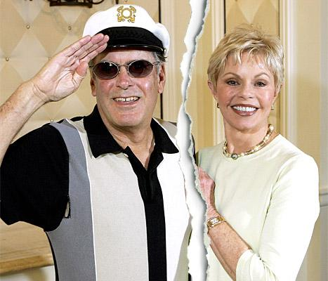 Captain and Tennille File for Divorce: Toni Tennille and Daryl Dragon to End Marriage After Nearly 40 Years