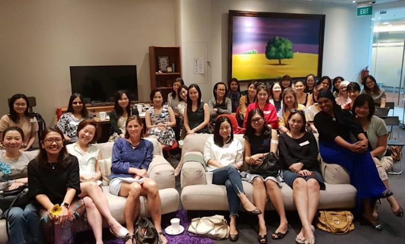 support groups for women in Singapore