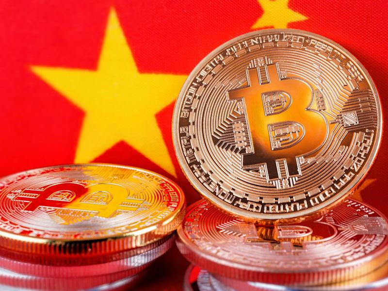 China is reportedly planning to launch its own state-backed cryptocurrency: Getty